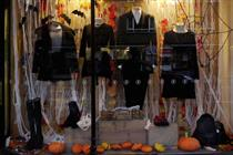 Oxfam's Halloween pop-up returns to Shoreditch