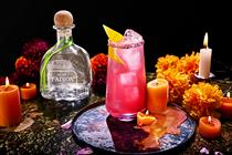 Patron hosts Europe-wide Day of the Dead celebration
