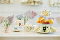 PG Tips to stage dairy-free afternoon tea