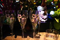 Perrier-Jouet stages art-themed Champagne feasts