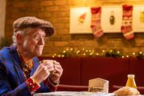 Pret A Manger brings in Noddy Holder to celebrate Christmas in July
