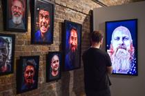 Behind the scenes: Panasonic's Tash Modern exhibition