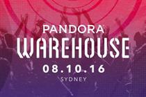 Pandora to stage party at secret Sydney location