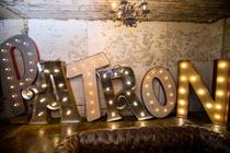 Behind the scenes: Patrón Secret Dining Society