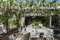House of Peroni launches series of floral installations
