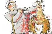 Bloody Peta KFC chicken ad escapes ban