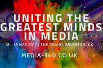 Diageo, McDonald's and Mars top agenda at Media360 amid General Election fever