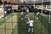 TRO produces permanent five-a-side football pitch for Nike