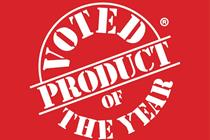 Product of the Year 2015: on-the-go and convenience brands triumph at awards