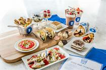 Pop Tarts café opens in New York's Times Square
