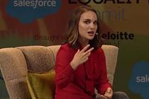 Natalie Portman: women need to reclaim 'bossy'