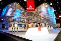 Pulse creates interactive stand for Emirates at ITB Berlin