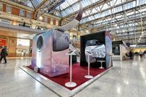 Qatar Airways creates VR experience at London Waterloo