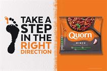 Quorn repositions as sustainable choice with focus on carbon footprint