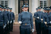 C4 to air RAF gender-equality ad and reinforce diversity push