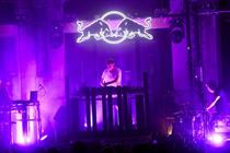 In pictures: Red Bull's secret event with Hudson Mohawke