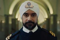 Royal Navy tells the story of a Sikh lieutenant for recruitment campaign