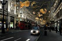 Regent Street's Christmas Lights with Jo Malone to feature immersive installation