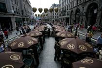 In pictures: Magnum celebrates milestone in Regent Street