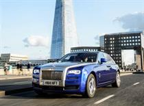 Luxury brands are on a Rolls in 2015