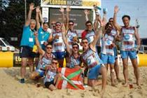 In pictures: London Beach Rugby tournament and Doom Bar