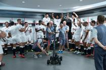 Event TV: O2 and England Rugby team up to launch VR experience