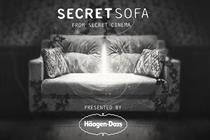 Secret Cinema partners Haagen-Dazs for immersive film nights