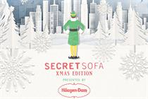 Secret Cinema and Haagen-Dazs revive at-home film night with Elf screening