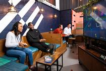 Mobile network Smarty creates speed-dating pop-up