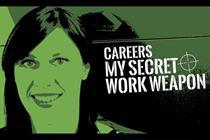 Selena Harrington's secret work weapon? A walk to clarify her thoughts