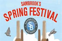 Sambrook's Brewery to host spring party
