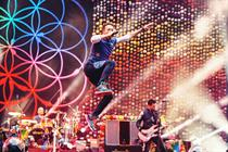 Coldplay gig to be broadcast live on VR with Samsung