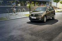 Dacia to stage debut pop-up at Westfield