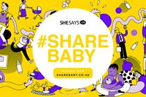 SheSays campaign pushes shared parental leave for working dads