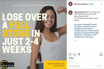 Ad watchdog acts to stem weight loss medicine ads on Instagram