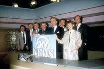 30 years of Sky: a visual guide