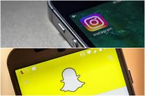 Snapchat base to decline for first time as users defect to Instagram