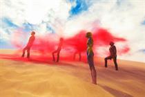 Sony Mobile hosts all-digital Tyler Shields art exhibition