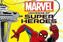 Marvel to bring comic book to life with immersive exhibition
