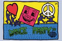 Spotify collaborates with Saatchi Gallery for rave-culture retrospective