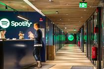 Spotify turns profit again in Q3 despite €9m of 'lost' ad revenue