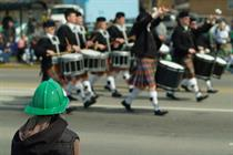 Guinness' St Patrick's Day parade protest showed its brand values in action