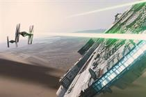 Star Wars helps Disney steal most powerful brand crown from Lego
