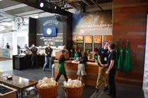 Starbucks recruits Fuse Sport + Entertainment for London Coffee Festival activation