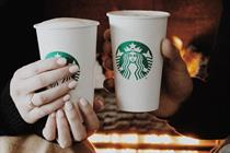 Starbucks to trial 5p surcharge on coffee cups as MPs recommend levy