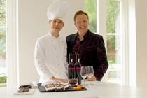 Lindt pairs chocolate with wine for masterclass