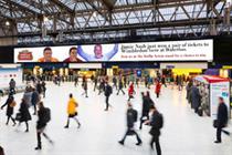 Stella Artois creates centre court tennis experience at Waterloo station