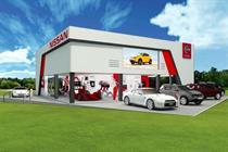 TRO creates Nissan experience at Goodwood