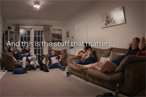 TalkTalk strives to put ordinary consumers first in campaign set in real family home