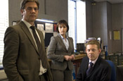 ITV1's Taggart scores narrow victory over BBC's Mistresses